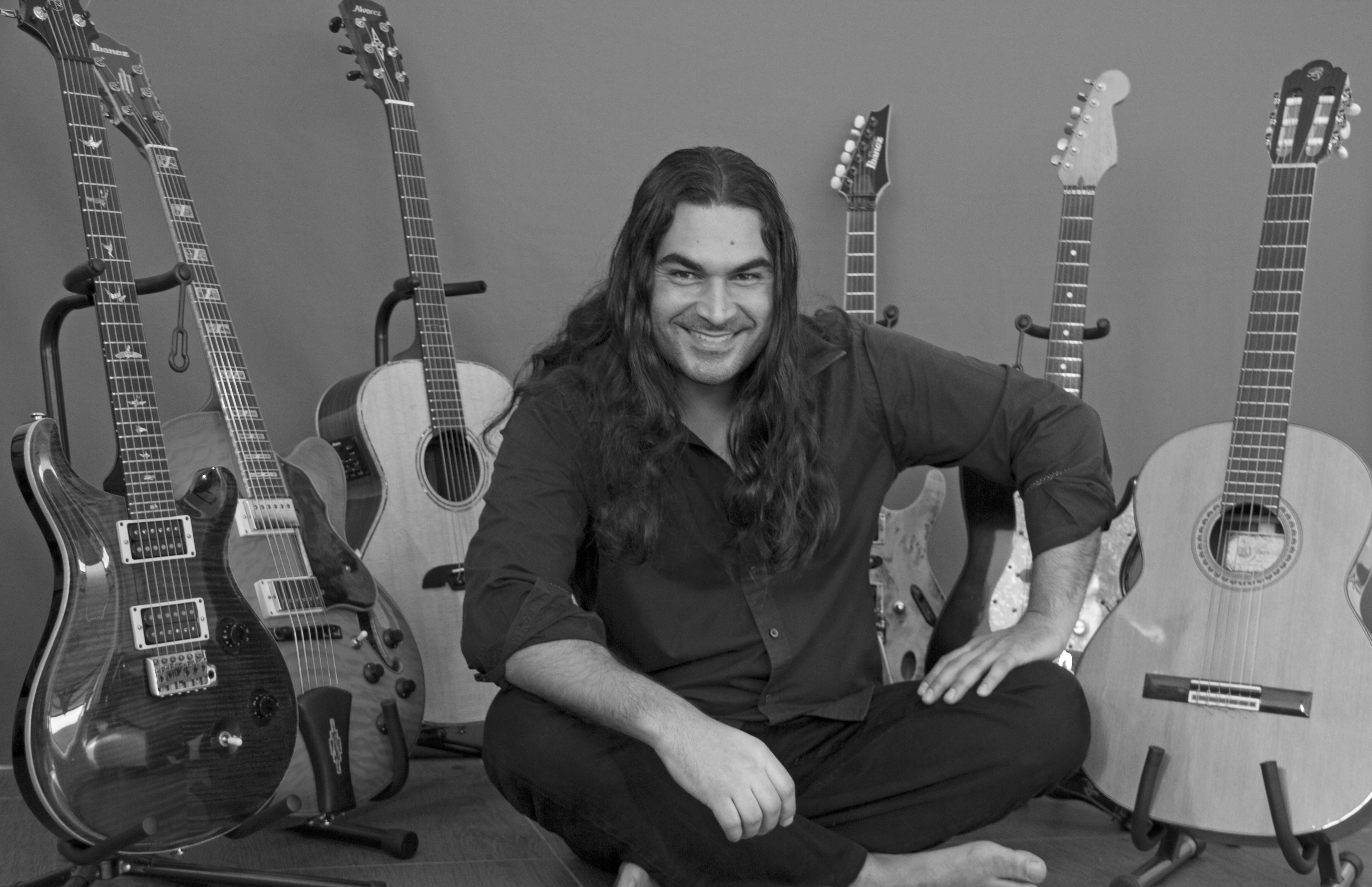 clases de guitarra las palmas
